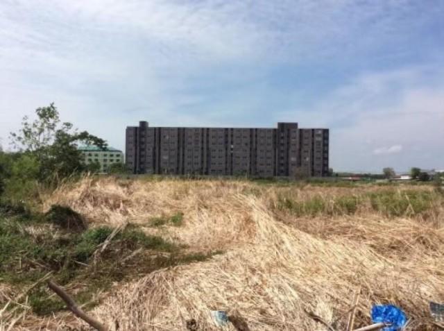 PJL223 ขายที่ดิน เนื่อที่ 369 ตรว ซอยติวานนท์ 46 เหมาะปลูกบ้านพักอาศัย ทำโรงงาน โกดัง