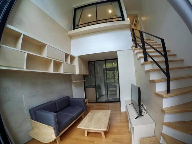 ขายคอนโดโครงการLLoft Ratchada19 ห้อง Duplex
