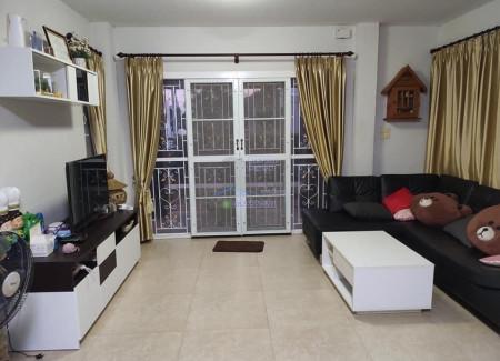 ขาย บ้านเดี่ยว  2 ชั้น หมู่บ้านโฮมการ์เด้นวิลล์ประโดก 150 ตรม. 78.50 ตร.วา 2-Storey Detached House for #SALE
