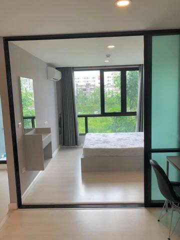 ขายคอนโด เดอะคิวบ์ พลัส มีนบุรี ห้องขนาด 28.87 ตร.ม.(ห้อง 9/31) ชั้น3 ตึกA ราคา 2 ล้านบาท
