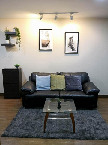 Condo for RENT at Waterford Diamond Sukhumvit Unit size 52 sq.m. 1 bedroom 1 bathroom on 32nd floor