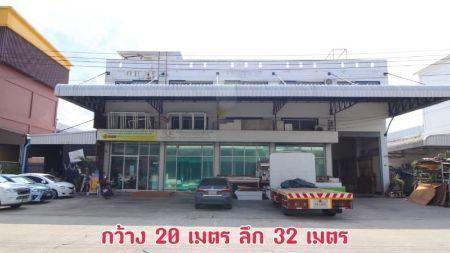ขาย โรงงาน พร้อมเปิดกิจการได้เลย มินิแฟคตอรี่ กิ่งแก้ว 25-1 720 ตรม. 317.2 ตร.วา รถใหญ่เข้าออกสะดวก