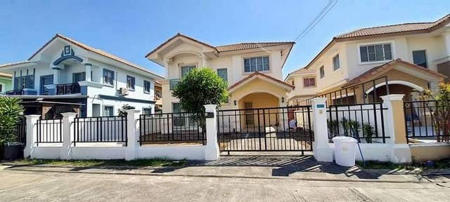 ขายด่วนมาก บ้านเดี่ยวพฤกษา วิลเลจ6 พระราม 2