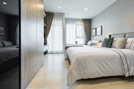ให้เช่า คอนโด  Life One Wireless 28 ตรม. ราคาเช่า ถูกที่สุดด  โซนห้องมีความเป็นส่วนตัว ภายในห้องตกแต่งสวยงาม เฟอร์นิเจอร์ครบ จองด่วน