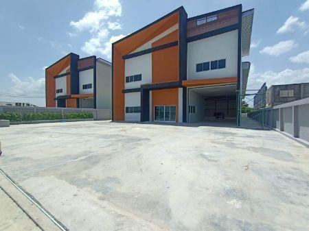 ขาย โรงงาน  เมืองสมุทรสาคร  2000 ตรม.  1 ไร่  5 งาน  0 ตร.วา