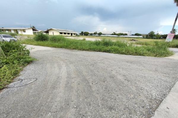 ขาย ที่ดิน ถมแล้ว ราคาถูก  หนองชาก  1 งาน ใกล้ชุมชน