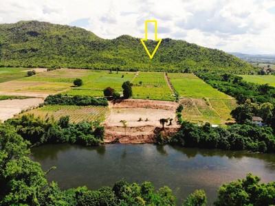 ขายที่ดินติดแม่น้ำแควใหญ่  กาญจนบุรี