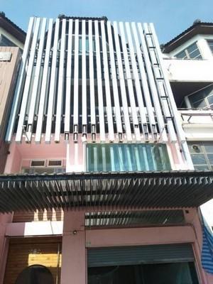 อาคารพาณิชย์ 5 ชั้น ถ.อินทราภรณ์