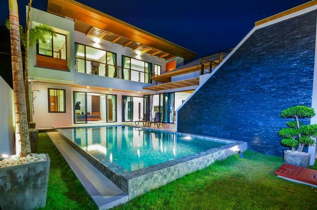 For Rent : Nai Harn, New Pool Villa 2 story